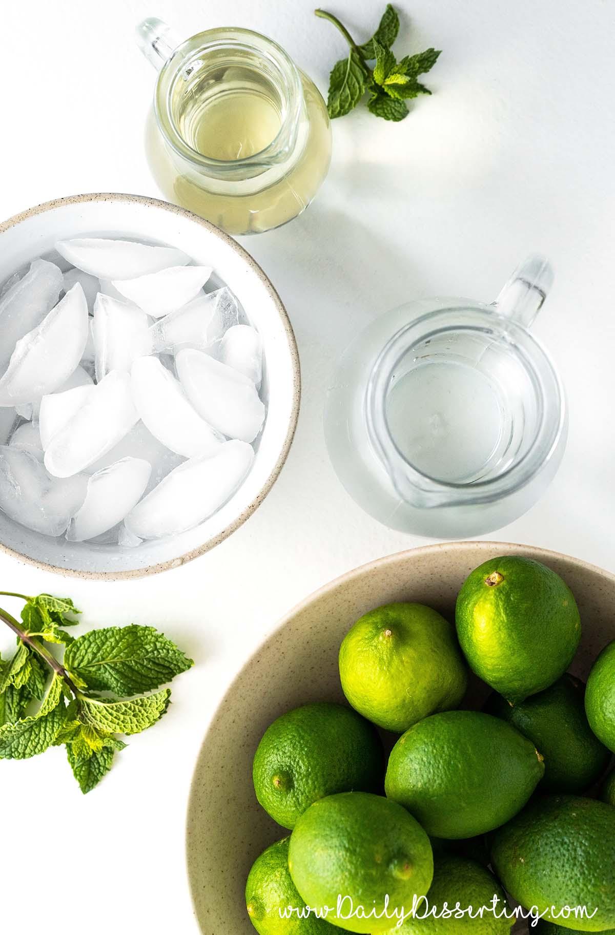limeade ingredients