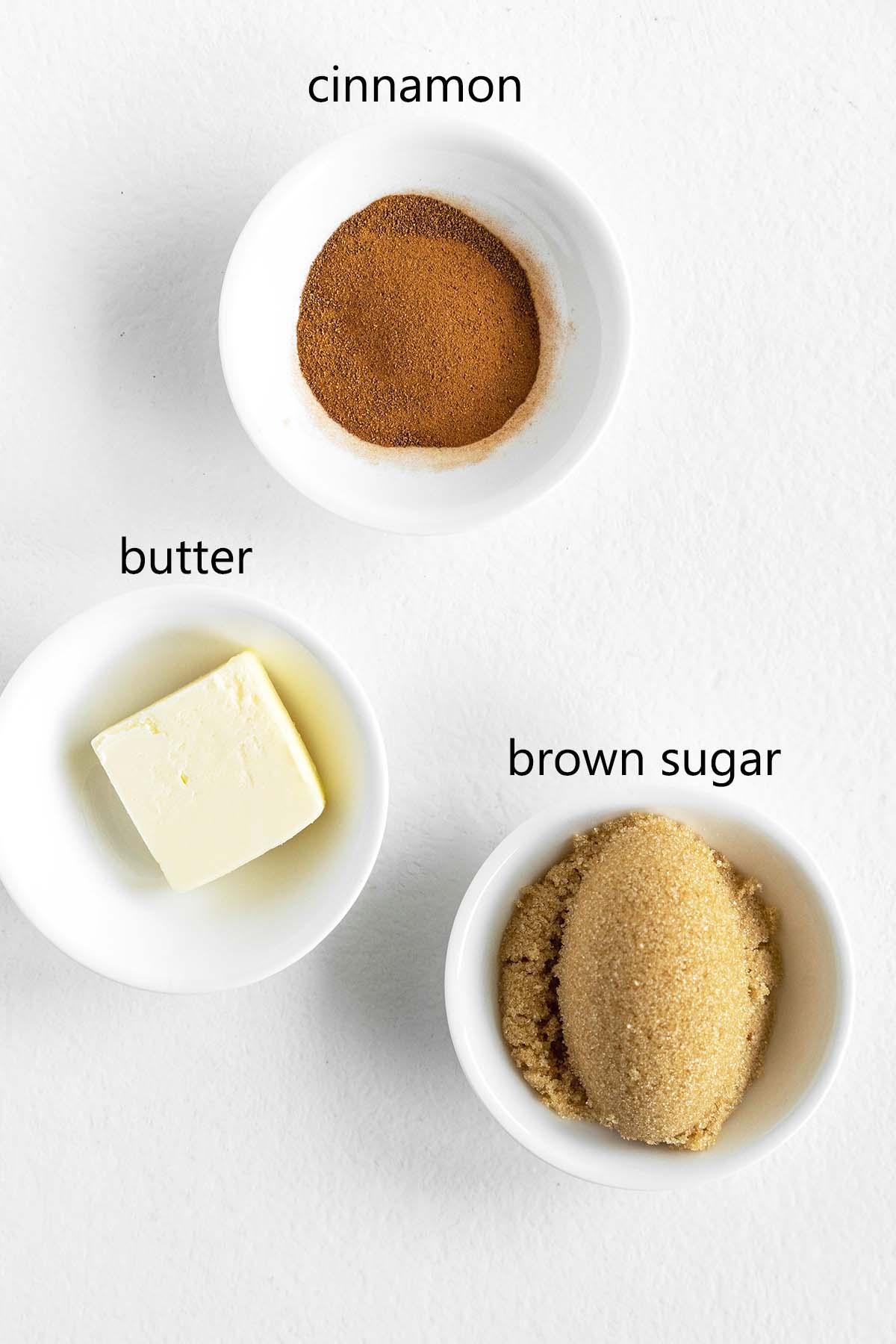 cinnamon filling ingredients
