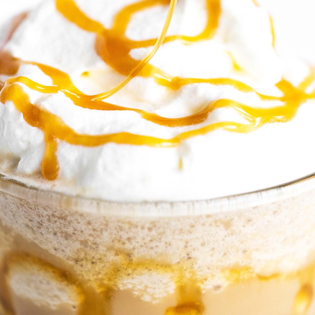 copycat starbucks caramel frappuccino featured image