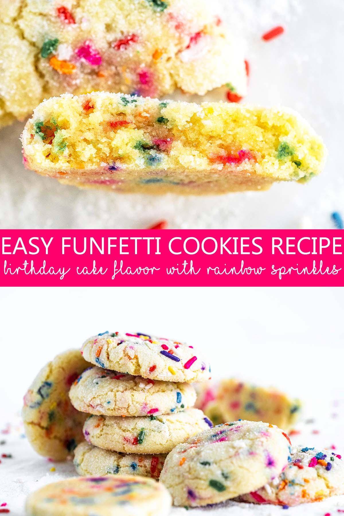 funfetti cookies pin