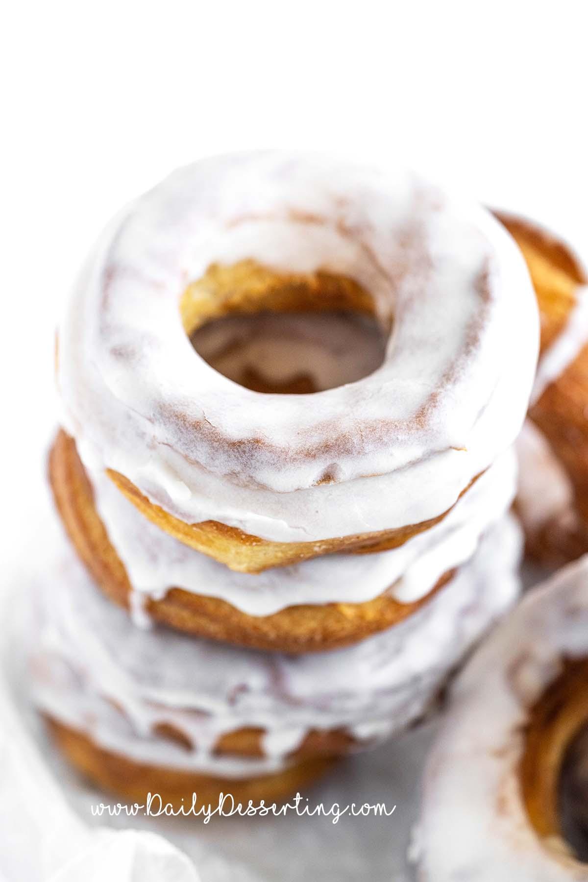 air fryer doughnuts