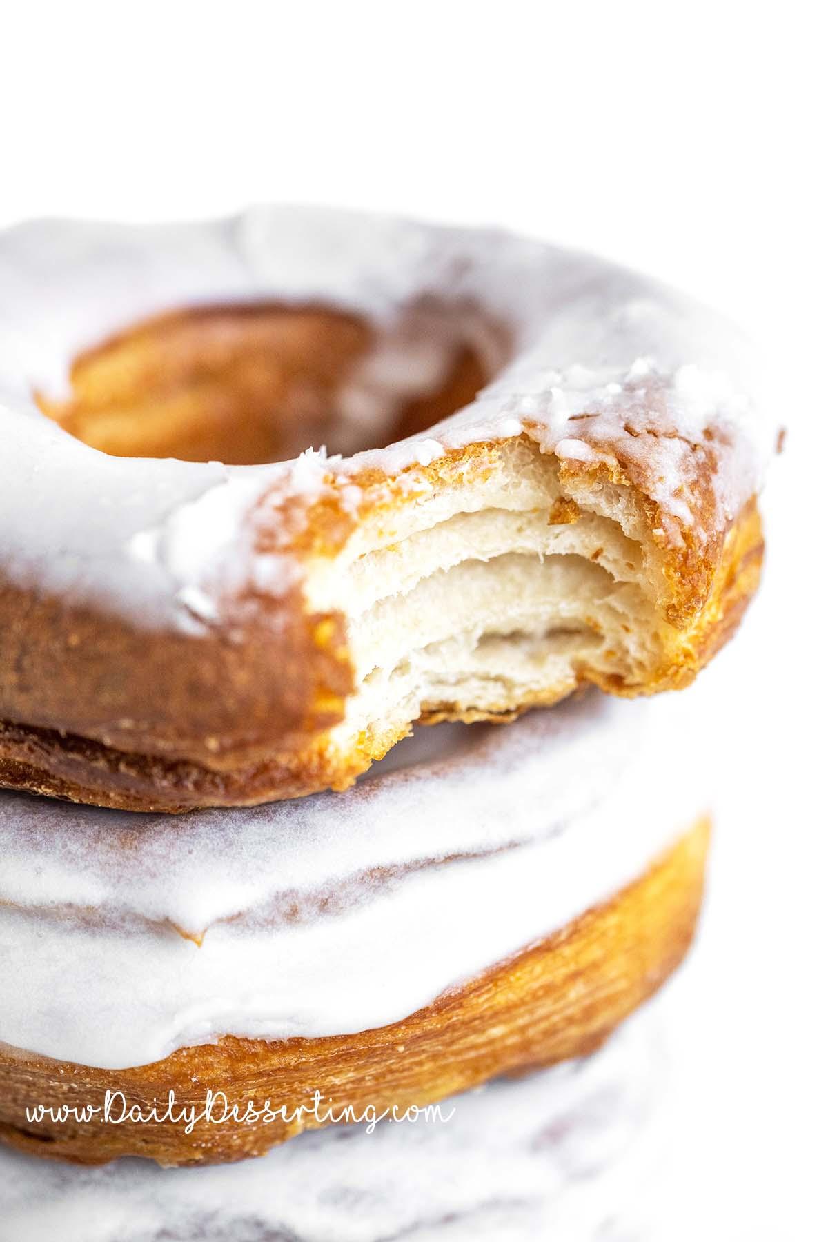 biscut donuts recipe with bite